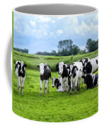 Holstein Heaven Coffee Mug