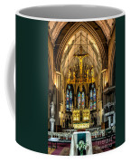 Holy Cross Coffee Mug