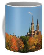 Holy Hill In Living Color Coffee Mug