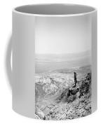 Holy Land Dead Sea, C1910 Coffee Mug