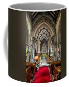Holy Trinity Coffee Mug by Adrian Evans