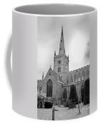 Holy Trinity Church Stratford Upon Avon Coffee Mug