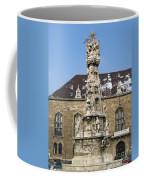 Holy Trinity Statue Budapest Coffee Mug