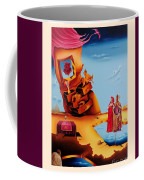 Surreal  Holy Virgin, M27 Coffee Mug