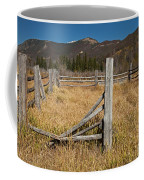 Holzwarth Historic Site In The Kawuneeche Valley Coffee Mug