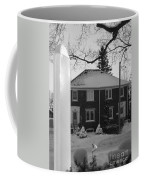 Homage To Winter In The City 3 Coffee Mug