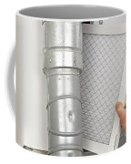 Home Air Filter Replacement Coffee Mug