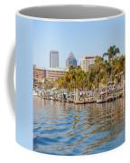 Home And Water And City Coffee Mug