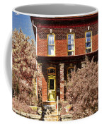 Home For The Fall  Coffee Mug