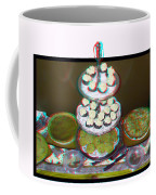 Home For The Holidays - Use Red-cyan 3d Glasses Coffee Mug