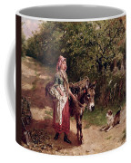 Home From Market Coffee Mug
