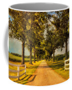 Home In Time For Supper Coffee Mug by Lois Bryan