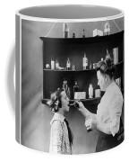 Home Medicine, C1900 Coffee Mug