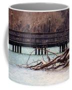Home Of The Black-crowned Night Heron Coffee Mug