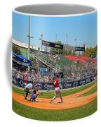 Home Run Or Struck Out Coffee Mug