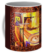 Home Sweet Home Decorative Design Welcoming One Coffee Mug