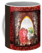 Home Sweet Home Decorative Design Welcoming Two Coffee Mug