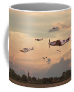 Home To Roost Coffee Mug by Pat Speirs