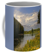 Homeground Waters Landscape Coffee Mug