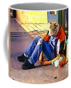 Homeless In Seattle Coffee Mug