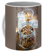 Homemade Toasted Granola Coffee Mug