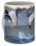 Homer's Right And Left Coffee Mug