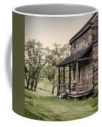 Homestead At Dusk Coffee Mug by Heather Applegate