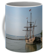 Homesteaders Sailing Ships Coffee Mug