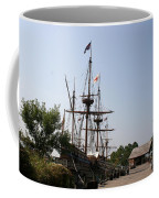 Homesteaders Ships Coffee Mug