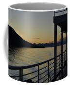 Homeward Bound On The M/v Malaspina Coffee Mug