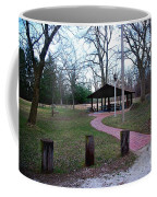 Homewood Izzak Walton Pavilion - Fall Coffee Mug