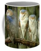 Homosassa Springs Snowy Owls 2 Coffee Mug