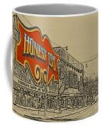 Honest Eds On Markham Street Coffee Mug