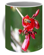 Honey Bee At Work Coffee Mug
