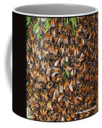Honey Bee Swarm Coffee Mug