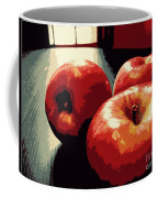 Honey Crisp Apples Coffee Mug