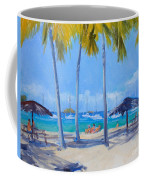 Honey Moon Beach Day Coffee Mug