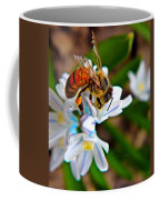 Honeybee And Squill Coffee Mug