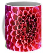 Honeycomb Dahlia Coffee Mug