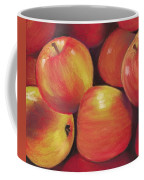 Honeycrisp Apples Coffee Mug by Anastasiya Malakhova