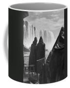 Honeymooners At Niagara Falls Coffee Mug