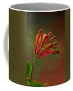 Honeysuckle Blooms Unopened 1 Coffee Mug