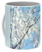 Honeysuckle Blossoms Coffee Mug