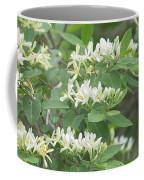 Honeysuckle Blossoms Coffee Mug