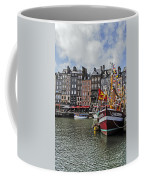 Honfleur Holiday Coffee Mug