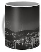 Hong Kong 1987 Coffee Mug