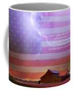 Honor To The Soldier And Sailor Everywhere Coffee Mug