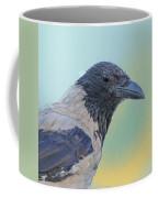 Hooded Crow Coffee Mug