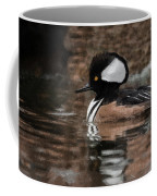 Hooded Merganser 2 Coffee Mug
