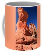 Hoodoo And Towers Coffee Mug